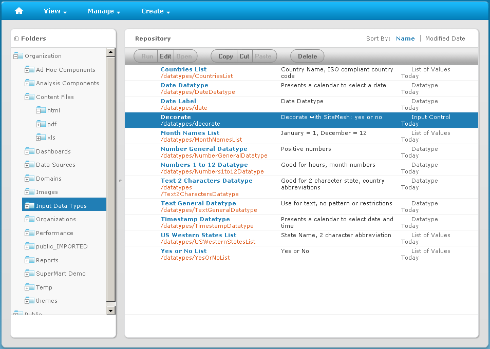 Overview of the Repository
